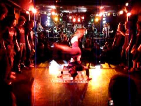 Boogie Down vol.2 廻転忍者 vs 義姉がスケベで身が持たない a.k.a. 前戯なき戦い