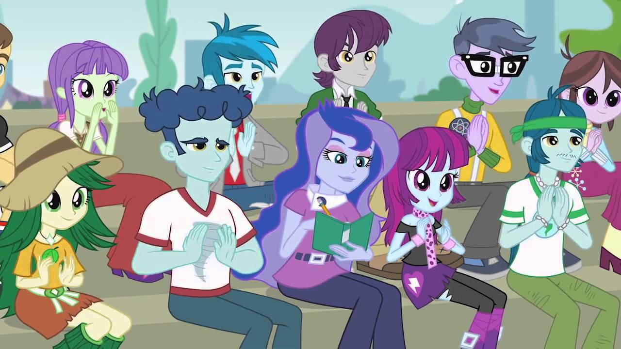 list of equestria girls characters my little pony - 1280×720