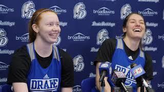Drake University Athletics Women S Basketball Drake University