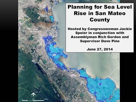 Planning for Sea Level Rise in San Mateo County, Part 1