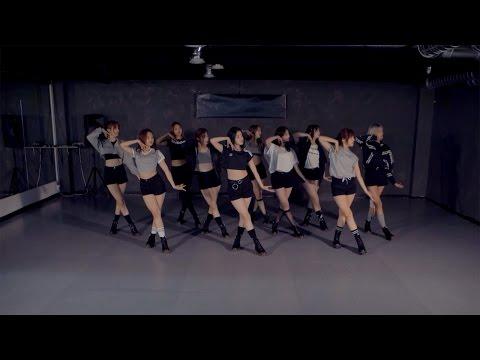 PRISTIN (프리스틴) - Black Widow Dance Practice (Mirrored)