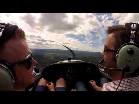 Fly day at Hokksund Flyplass