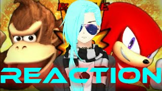 Battle Mode S3 Ep.4: Donkey Kong Vs Knuckles (Duo Dreamer Video) Reaction