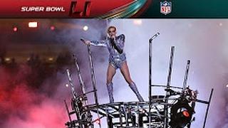 Lady Gaga's FULL Pepsi Zero Sugar Super Bowl LI Halftime Show   NFL reaction