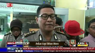 PNS Kemenkes Ditangkap Polisi karena Konsumsi Sabu