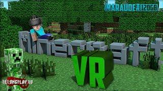 MINECRAFT VR - ПРИГОДИ ТРИВАЮТЬ - HTC VIVE - мод VIVECRAFT #2