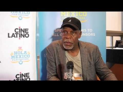 Danny Glover Talks Diego Luna, Mr. Pig and Rebooting Lethal Weapon and Predator