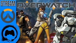 OVERWATCH - Casual Friday - Stream Four Star