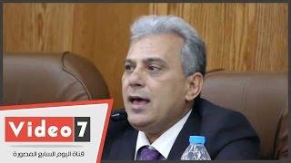 جابر نصار: لو الحكومة طبقت تجربة جامعة القاهرة هنسدد ديون مصر فى سنتين