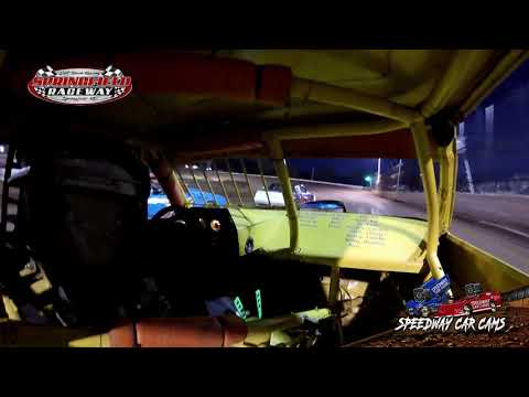 #15 Richard Harrington - Pure Stock - 4-20-19 Springfield Raceway - In Car Camera