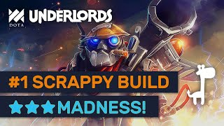 BEST SCRAPPY BUILDS! ★★★ Scrappy Assassin Madness! | Dota Underlords