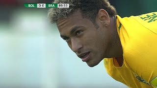 Neymar vs Bolivia (A) 17-18 – World Cup Qualifiers HD 1080i by Guilherme