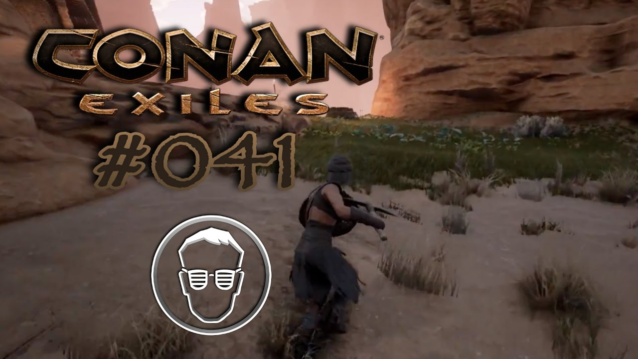 how to play conan exiles