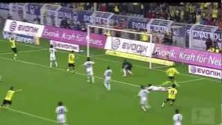 Mario Götze skills & goals 2012-2013 HQ