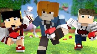 Minecraft : Pokemon Champions #1 - NOVAS REGRAS ‹ MayconLorenz ›