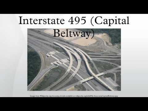 Interstate 495 (Capital Beltway)
