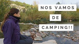 Nos vamos de CAMPING!! + el SALTO de la NOVIA + MENUDAS VISTAS...😍   Vlog #4