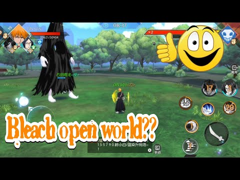 Bleach: Realm Awakening Of The Soul Gameplay & Download - Anime Mobile Game