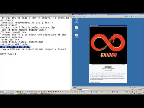 N64 Decompiling with Ghidra