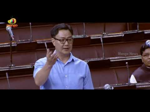 Kiren Rijiju About Inclusion Of kodava and Tunu language Into Official Language List Of India