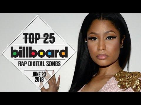 Top 25 • Billboard Rap Songs • June 23, 2018 | Download-Charts