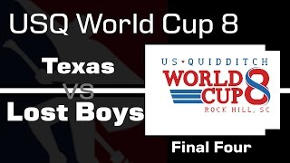 Texas vs Lost Boys - World Cup 8 (Final Four)