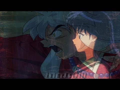 InuYasha & Kagome - Coming Apart by RED (R3D)