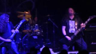 Unleashed - The Longships Are Coming & Fimbulwinter, Live At Hammerfest 2014 (2 cam mix)