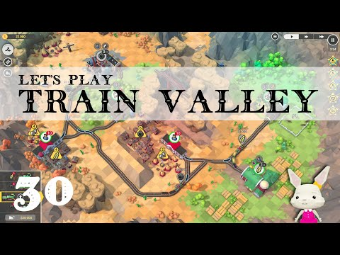 Train Valley 2 - I returned to this game after 5 years! |