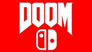 Doom! Wolfenstein! Kinda Funny Nintendo Direct Live Reactions