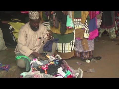 Togo, Le marché florissant de la friperie