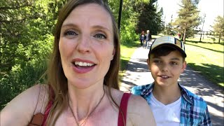 Weekend fun! Farmers Market, shopping, ​and family shenanigans!