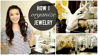 How I Organize My JEWELRY Thumbnail