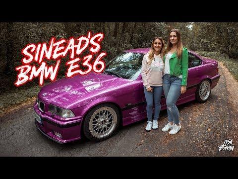 BMW E36   Sinead's 320i   CarGirls Teil 7   Lisa Yasmin