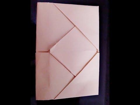 Easy Origami Envelope ll DIY Paper Envelope ll Envelope Series #2