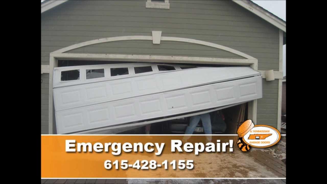 Garage Door Service And Repair In Smyrna TN   YouTube
