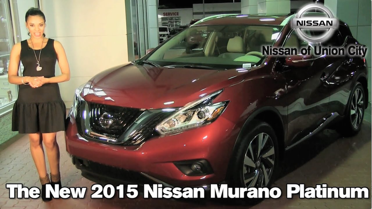 Nissan Of Union City >> The New 2015 Nissan Murano Union City Atlanta College Park Ga 2015 Murano S Sv Sl Platinum