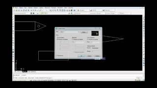 Процесс создания динамических блоков в AutoCAD