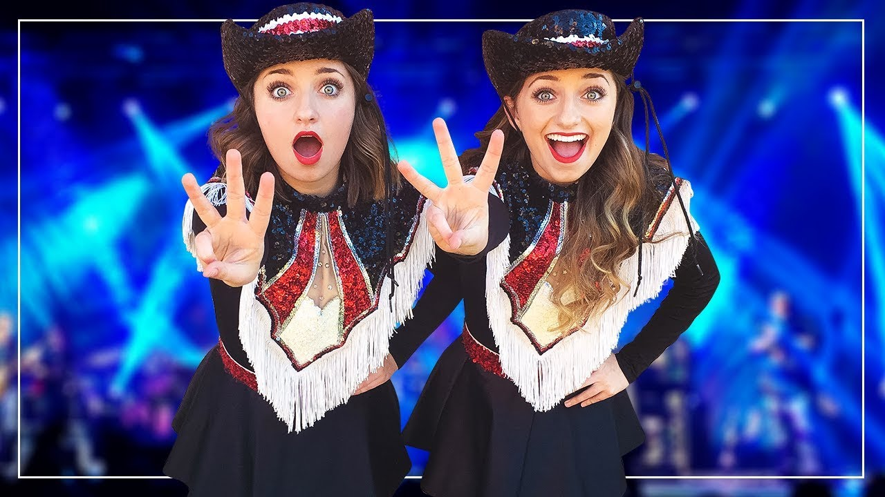 Download Brooklyn and Bailey's LAST Dance Team Performance EVER!