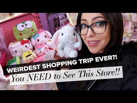 WHERE AM I?! / Shopping Road Trip + Giveaway