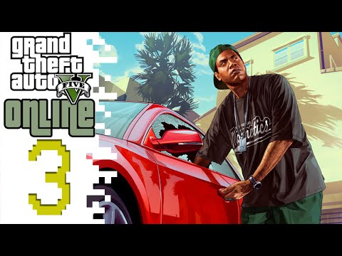 Let's Play GTA V Online PC (GTA 5) - EP03 - From Above thumbnail