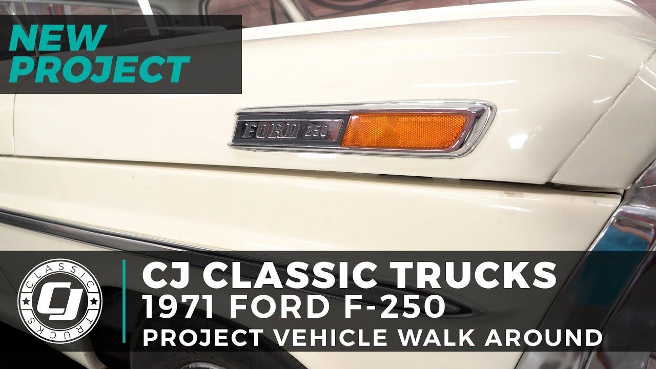 CJ Pony Parts' NEW Channel: CJ Classic Trucks
