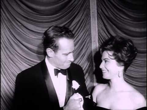 De premiere van Ben Hur   1959