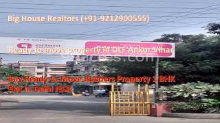 Buy Ready to Move Builders Property 1 BHK Flat in Delhi NCR