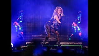 Shakira Vodafone Park'ta konser verdi - İSTANBUL