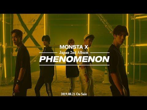 MONSTA X Japan 2nd Album「Phenomenon」 Teaser vol.1