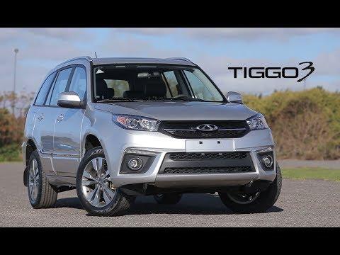 Chery Tiggo 3 2017 Test Mat as Antico TN autos