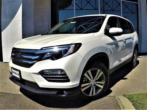 2017 Honda Pilot EX-L Sensing Sale Price Lease Bay Area Oakland Alameda Hayward Fremont San Leandro