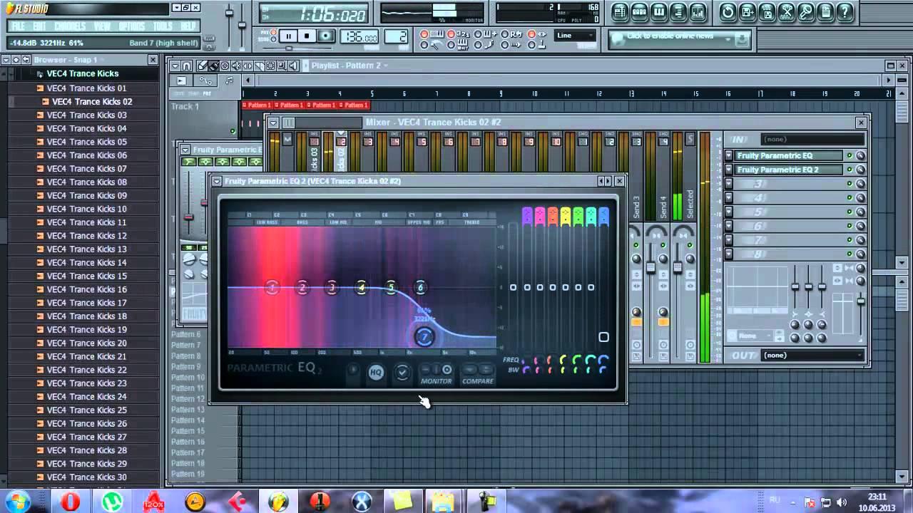 Sl studio 10 транс с нуля youtube