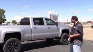 Truck Accessories – 2014 Silverado